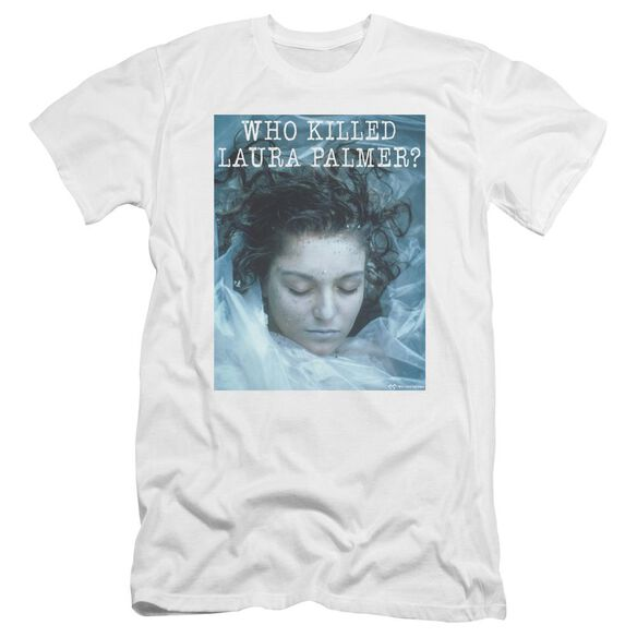 Twin Peaks Who Killed Laura Hbo Short Sleeve Adult T-Shirt