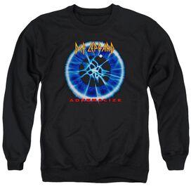 Def Leppard Adrenalize Adult Crewneck Sweatshirt