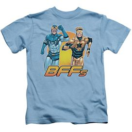 Jla Booster Beetle Bff Short Sleeve Juvenile Carolina T-Shirt