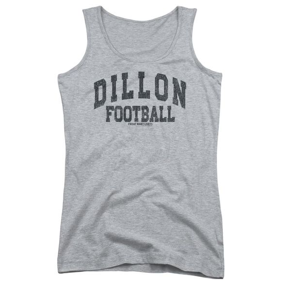 Friday Night Lights Dillion Arch Juniors Tank Top Athletic
