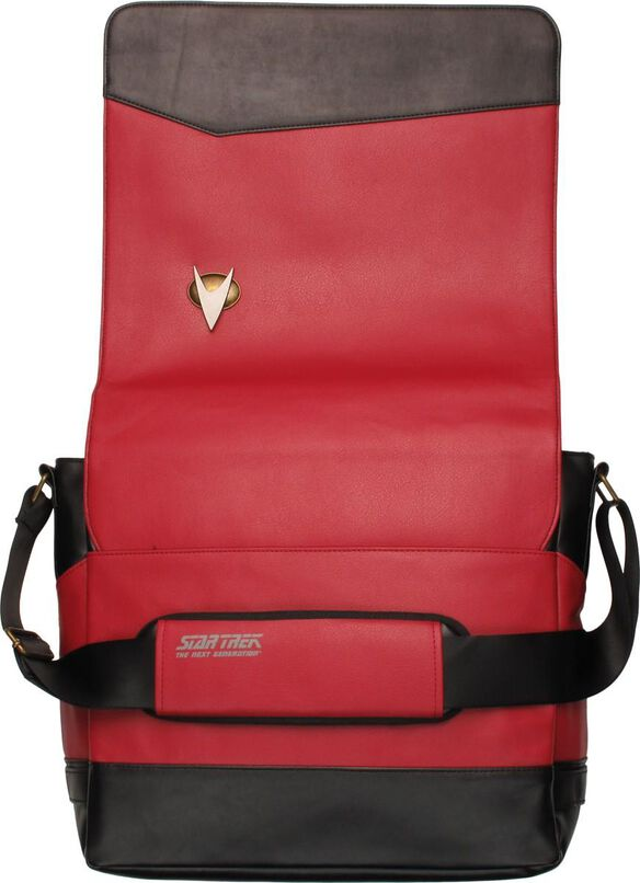 11dd83b5c6e0 Star Trek TNG Command Uniform Messenger Bag