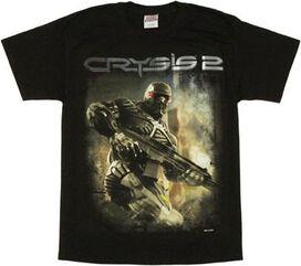 Crysis 2 Nanosuit T-Shirt