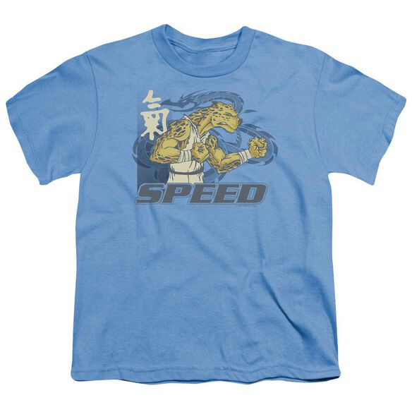 Cheetah Speed Short Sleeve Youth Light T-Shirt