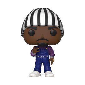Funko Pop! Rocks: Tupac Shakur [Thug Life Overalls]