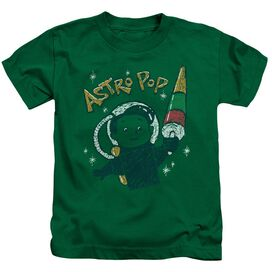 Astro Pop Astro Boy Short Sleeve Juvenile Kelly T-Shirt