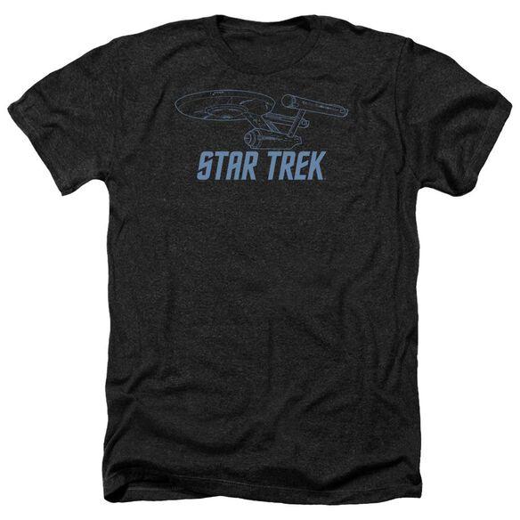 Star Trek Enterprise Outline Adult Heather