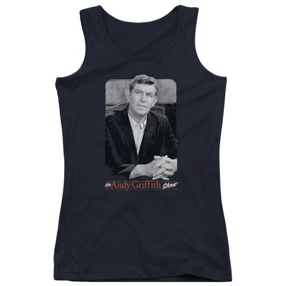 Andy Griffith Classic Andy Juniors Tank Top