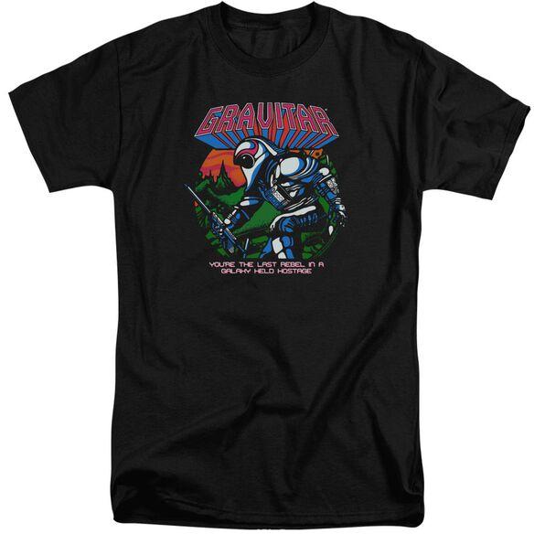 Atari Last Rebel Short Sleeve Adult Tall T-Shirt