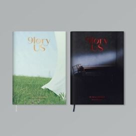 Sf9 - 9loryUS (Random Cover) (incl. 112pg Booklet, Bookband, ConceptPhotocard + Selfie Photocard)