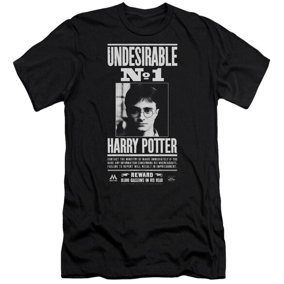 Harry Potter Undesirable No 1 Hbo Short Sleeve Adult T-Shirt