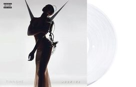 Tinashe - Joyride [Exclusive Clear Vinyl]