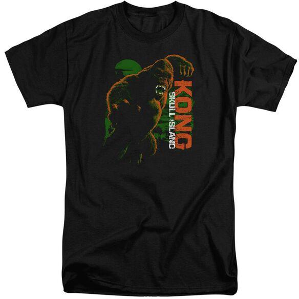 Kong Skull Island Attack Mode Short Sleeve Adult Tall T-Shirt