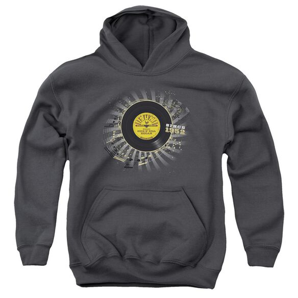Sun Established Youth Pull Over Hoodie