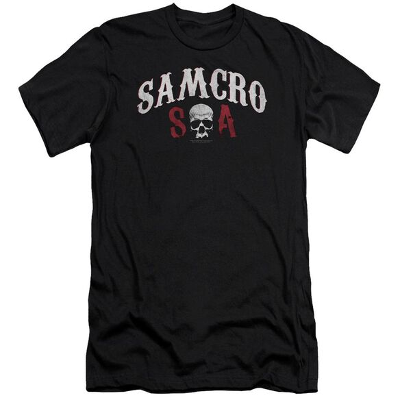 Sons Of Anarchy Samcro Forever Premuim Canvas Adult Slim Fit