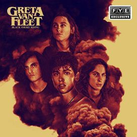 Greta Van Fleet - Black Smoke Rising [Exclusive Opaque Yellow Vinyl]