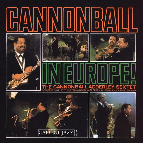 Cannonball In Europe 0605