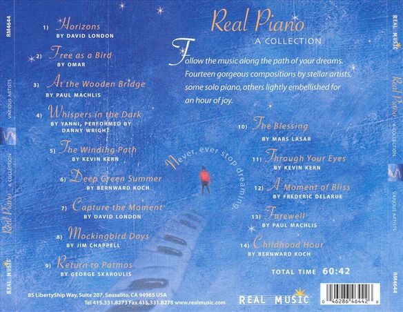 Real Piano:A Collection