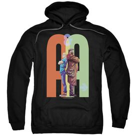 Archer & Armstrong Back To Bak Adult Pull Over Hoodie