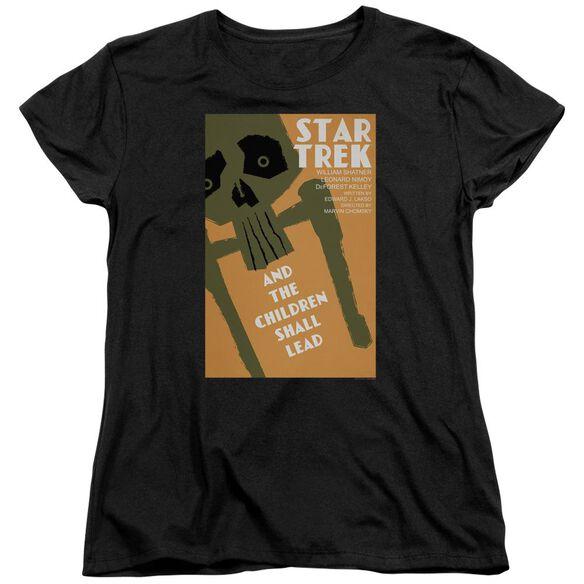 Star Trek Tos Episode 59 Short Sleeve Womens Tee T-Shirt