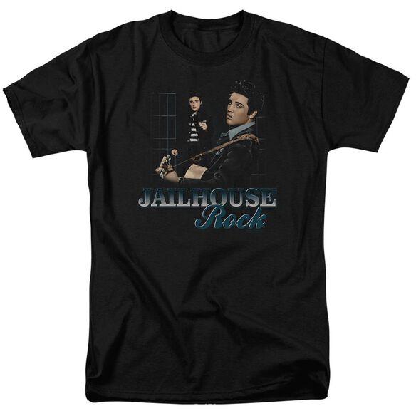 Elvis Jailhouse Rock Short Sleeve Adult T-Shirt