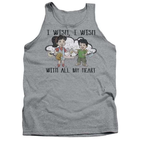 Dragon Tales I Wish With All My Heart Adult Tank Athletic