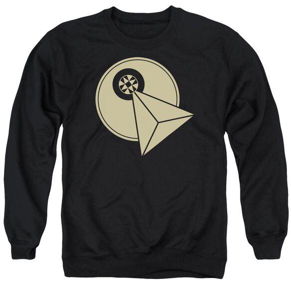 Star Trek Vulcan Logo Adult Crewneck Sweatshirt