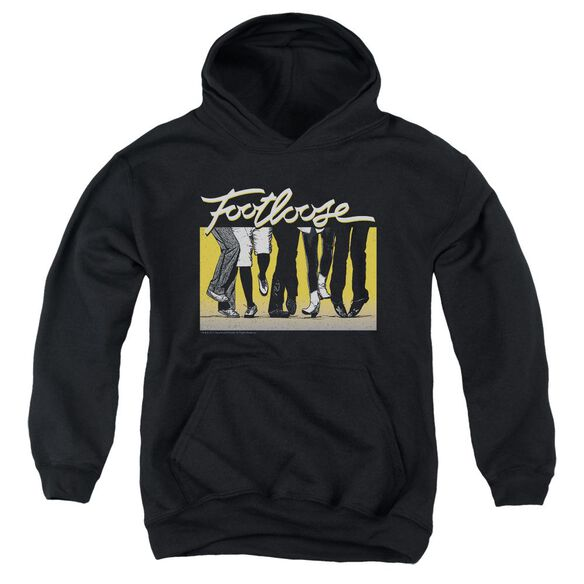 Footloose Dance Party Youth Pull Over Hoodie