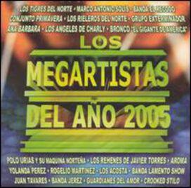 Various Artists - Megartistas Del Ano
