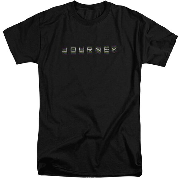 Journey Repeat Logo Short Sleeve Adult Tall T-Shirt