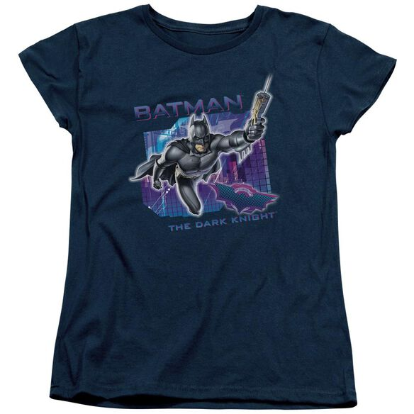 Dark Knight Knight Mission Short Sleeve Womens Tee T-Shirt