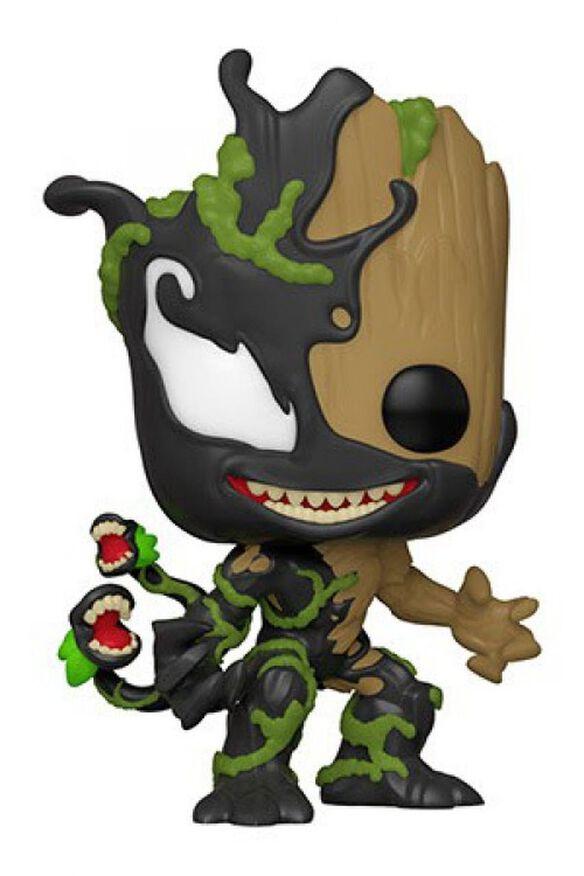 Funko Pop!: Venomized Groot [Spider-Man Maximum Venom]