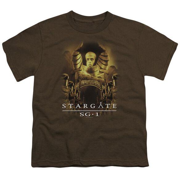 Sg1 Goa'uld Apophis Short Sleeve Youth T-Shirt