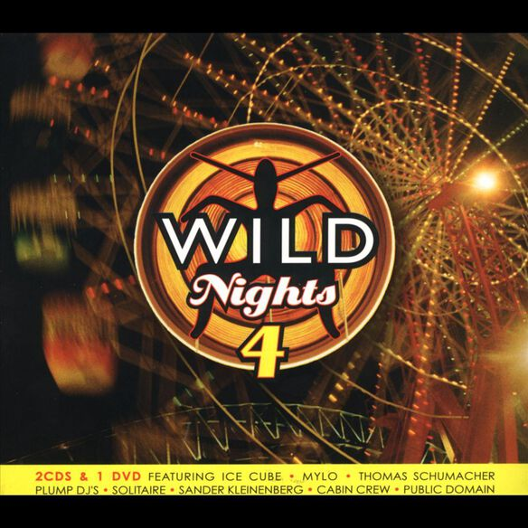 Wild Nights V4(2 Cds+Dvd)