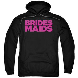 Bridesmaids Logo - Adult Pull-over Hoodie