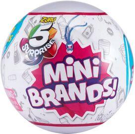 Zuru 5 Surprise Mini Brands! Mystery Pack