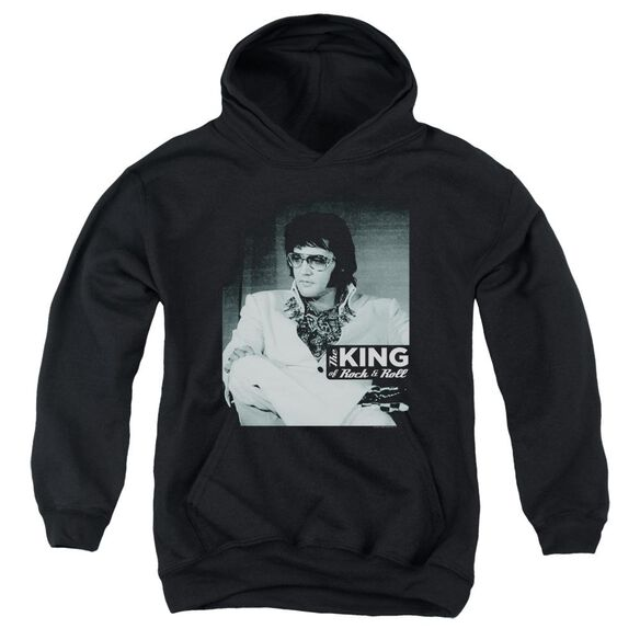 Elvis Good To Be Youth Pull Over Hoodie