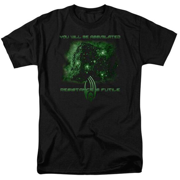 Star Trek Assimilate Short Sleeve Adult T-Shirt