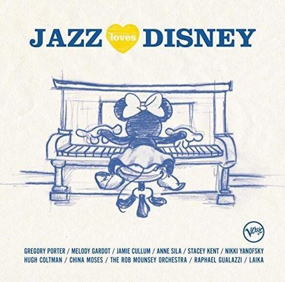 Jazz Loves Disney / Various