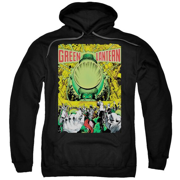 Green Lantern Gl #200 Cover Adult Pull Over Hoodie