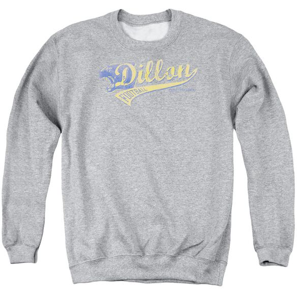 Friday Night Lights Team Spirit Adult Crewneck Sweatshirt Athletic