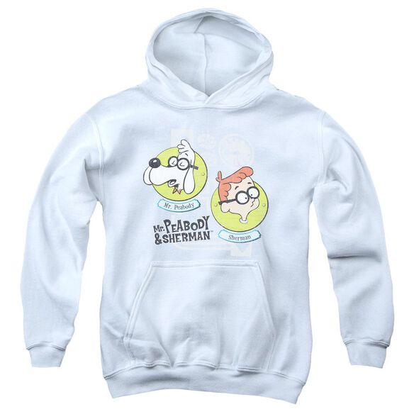Mr Peabody & Sherman Gadgets Youth Pull Over Hoodie