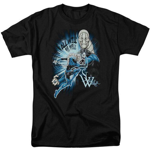 Green Lantern Saint Walker Short Sleeve Adult T-Shirt