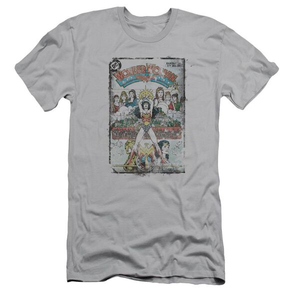 Dc Vol 1 Cover Short Sleeve Adult T-Shirt