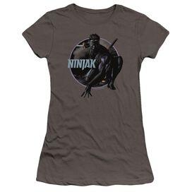 Ninjak Crouching Ninjak Premium Bella Junior Sheer Jersey