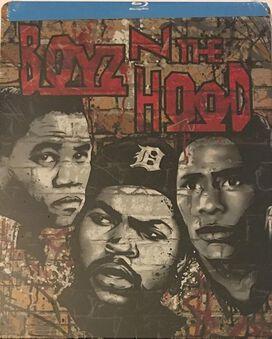 Boyz N the Hood [Steelbook] [Blu-ray]