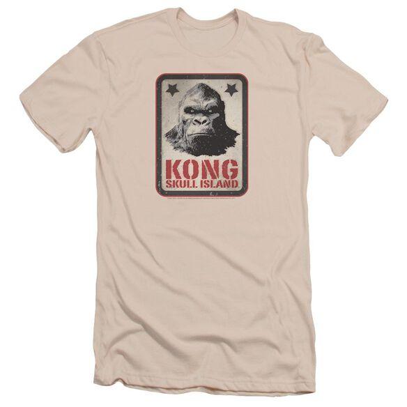 Kong Skull Island Kong Sign Hbo Short Sleeve Adult T-Shirt