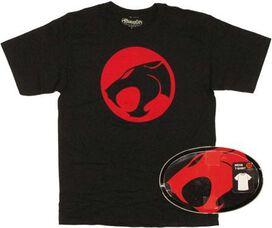 Thundercats Logo T-Shirt in Tin