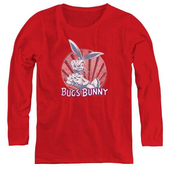 Looney Tunes Wishful Thinking-womens Long