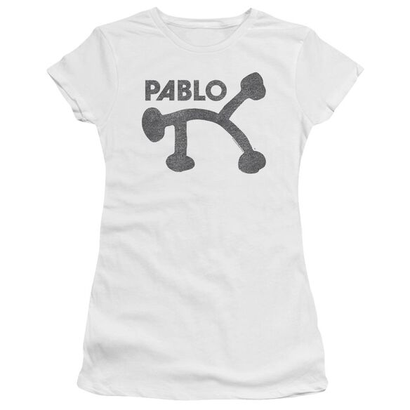 Pablo Retro Pablo Short Sleeve Junior Sheer T-Shirt