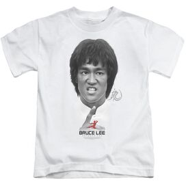 BRUCE LEE SELF HELP - S/S JUVENILE 18/1 - WHITE - T-Shirt
